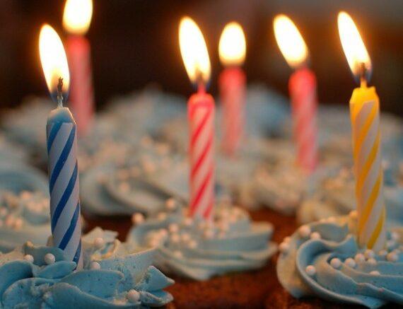 Nettes Zitat am Geburtstag