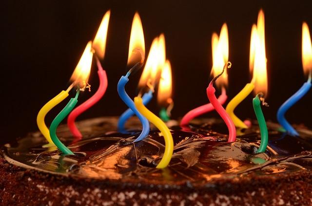 Zitate für den Geburtstag aufschreiben