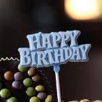 Zitate zum Geburtstag kennen